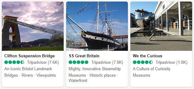 Bristol Attractions