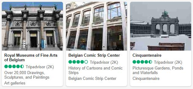 Brussels Attractions 2