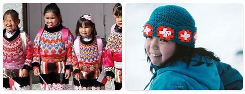 Greenland Kids