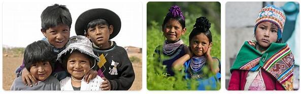 Bolivia Population 2016