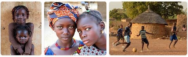 Burkina Faso Population 2016