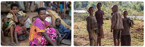 Burundi Population 2016