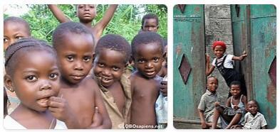 Democratic Republic of The Congo Population 2016