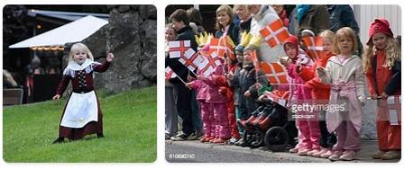 Faroe Islands Population 2016