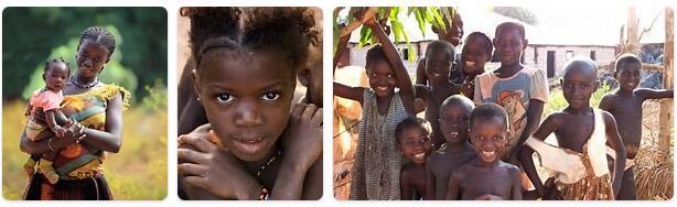 Guinea Bissau Population 2016