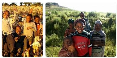 Lesotho Population 2016