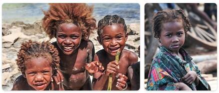 Madagascar Population 2016