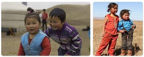 Mongolia Population 2016