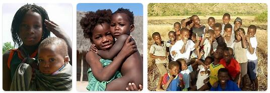 Mozambique Population 2016