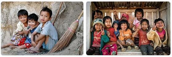 Myanmar Population 2016