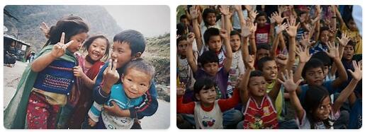 Nepal Population 2016