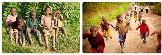 Rwanda Population 2016