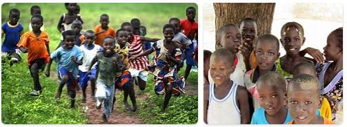 Senegal Population 2016