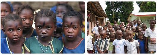 Sierra Leone Population 2016