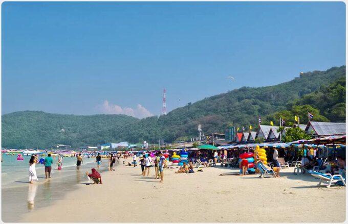 The best beaches around Pattaya