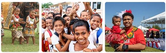 Tonga Population 2016