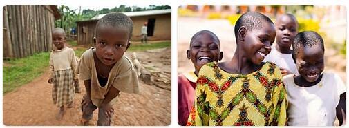 Uganda Population 2016