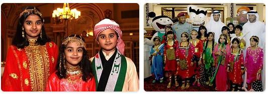 United Arab Emirates Population 2016
