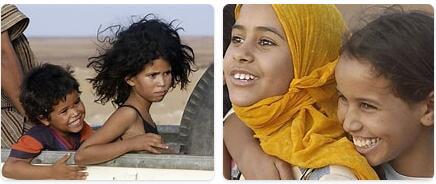Western Sahara Population 2016