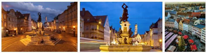 Augsburg, Germany Recent History