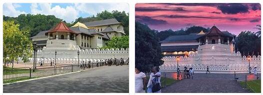 Holy City of Kandy (World Heritage)
