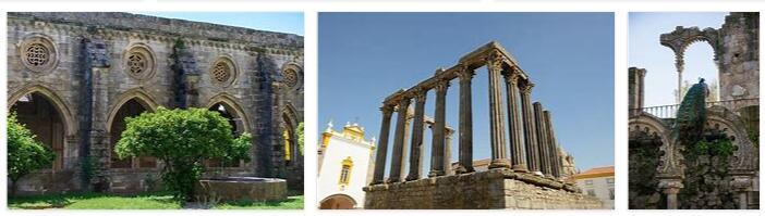 Historic Center of Évora (World Heritage)